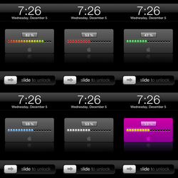 LogoBattery for iPhone 2.1 by Marasmus