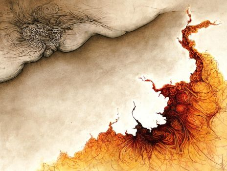 Hell by lisandro
