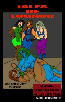 Tales of Lugnor1(cover) by jerrie46