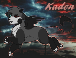 Kaden fullbody commission by Midnightkiiitty