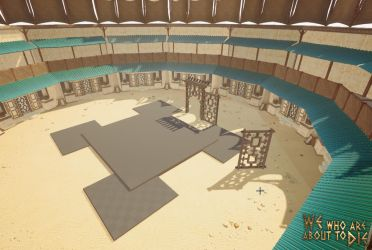 Arena Level - Updates 3 by JordyLakiere