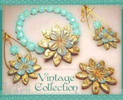Vintage Collection set by colourful-blossom