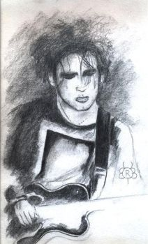 ROBERT SMITH by robbyiodized