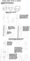 Drawing Anime-Humans Guide by Nasdreks