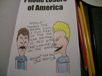 Beavis and Butthead by rbcp