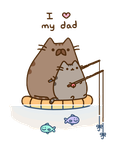 Pusheen PNG by SuperstarElevate