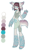Cheelee Adopt [DTA] Draw to adopt - CLOSED by vortex-larva