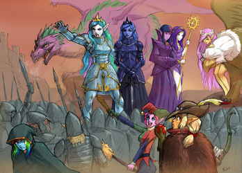Rise of the Equestria by Flick-the-Thief