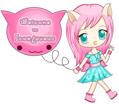 CE: #IconLuverz Mascot Contest by cutekhay