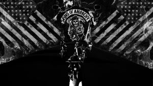 Sons of Anarchy Wall by TheGunnerz