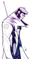 Gambit Commission by jpm1023