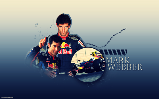 Mark Webber Wallpaper by Fustro
