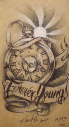Forever Young by mrnaps