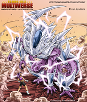 DragonBall Multiverse - King Cold Form6 by HomolaGabor