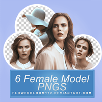 Female Model PNG Pack #2 by FlowerBloom172