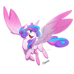 Filly Flurry by Basykail