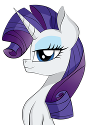 Side face Rarity by Dualtry