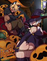 2015 halloween by agawaR