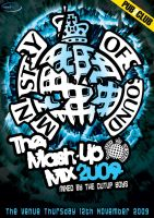 Ministry of Sound Flyer by squiffythewombat