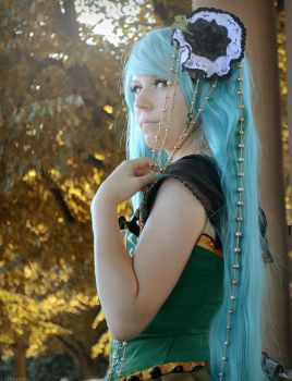Vocaloid: Autumn by wtfproductionsskits