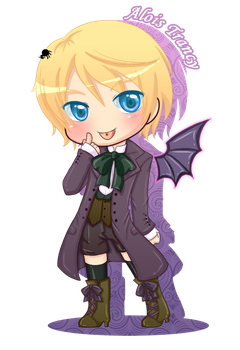 Alois Trancy by Damine
