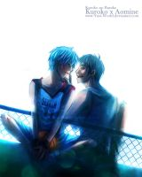 Fanart Friday: Kuroko no Basuke by Yaoi-World