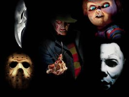 The Masters of Horror by GeneralLee1807