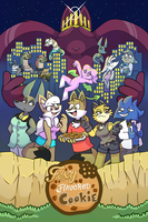 Foxy Flavored Cookie the comic series by Tomthebaker