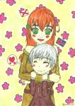 aph: With lovely mommy by LoveEmerald