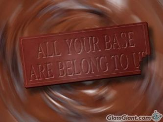 Al your Base are Belong to-- by FangFero