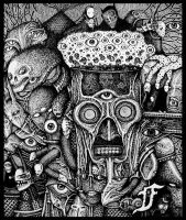 MY MIND FULL OF HELL by jeremyfamir