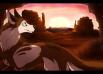 This is where I belong by Nightflash-X