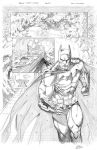Batman: ArkhamUnhinged Samples pg 1 by SaviorsSon