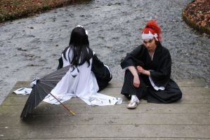 Bleach Cosplay 3 by seely-san