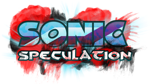 Sonic Speculation Logo by JaysonJeanChannel