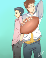 Billy and M by LAZdancewithme