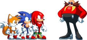 HD Pixel Sonics by Oniika