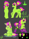 Acid Splash Reference Sheet by modesty