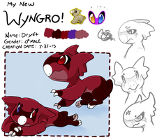 Wyngro Ref - Dryft by Nestly