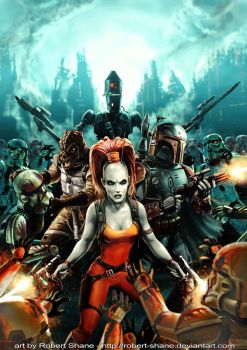 Zombie Troopers by Robert-Shane