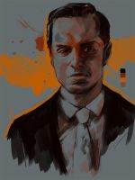 Moriarty in #23 by charlotvanh
