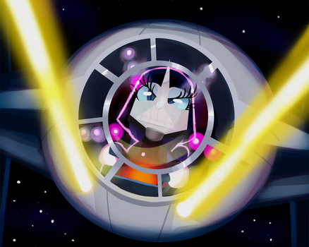 Rarity of a TIE Pilot by TalonsofIceandFire
