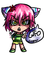 Angry Anula by Crysums