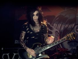 JAKE PITTS AP TOUR 2011 by DasilvaIllustrations