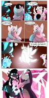 [PKMN] June Week 2 - Primp and Prepare Pg5 by splendidcitrus