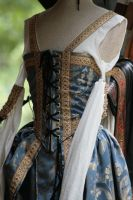 Renaissance Costume 12 by sd-stock