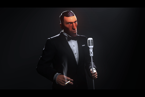 Spy's Performance. by Entertain3r