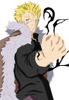 Laxus : Chapter 357 by JasmineBlack