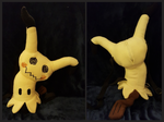 Mimikyu Backpack by Tez-Taylor