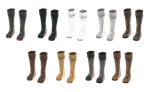 [MMD] Riding Boots [+DL] by Juniee-P